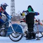Чемпионат России по мотогонкам на льду 0057