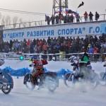 Чемпионат России по мотогонкам на льду 0054