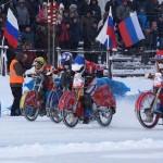 Чемпионат России по мотогонкам на льду 0049