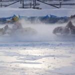 Чемпионат России по мотогонкам на льду 0047