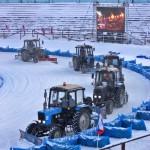 Чемпионат России по мотогонкам на льду 0043