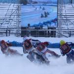 Чемпионат России по мотогонкам на льду 0039