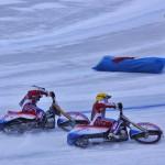 Чемпионат России по мотогонкам на льду 0022