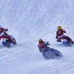 Чемпионат России по мотогонкам на льду 0021
