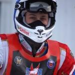 Чемпионат России по мотогонкам на льду 0012