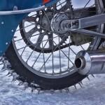 Чемпионат России по мотогонкам на льду 007