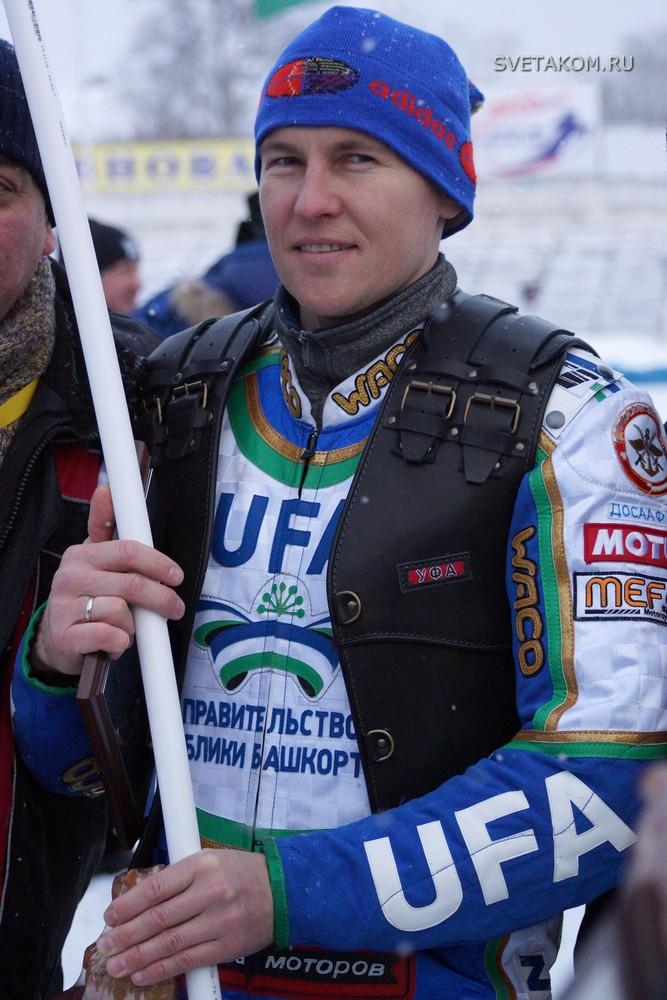Николай Красников Уфа 1