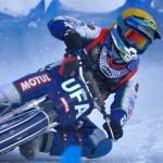 Чемпионат России по мотогонкам на льду 61