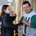 Парашютный центр в Первушино. Инструктор Рафаэль Ганеев 082