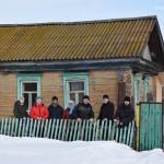 Село Андреевка Аургазинского района. Отец Александр
