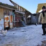 Село Андреевка Аургазинского района. Скорбященская церковь. Хозяин