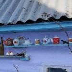 Село Андреевка Аургазинского района. Баня