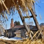 Село Андреевка Аургазинского района. Скорбящинский храм