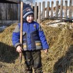 Село Андреевка Аургазинского района. Егорка