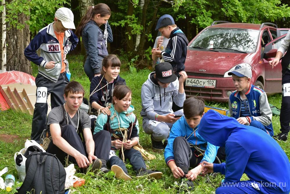Дети-туристы с ограниченными возможностями. Уфа-2016-34