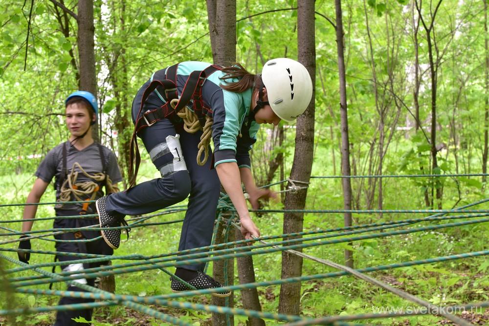 Дети-туристы с ограниченными возможностями. Уфа-2016-25