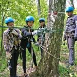 Дети-туристы с ограниченными возможностями. Уфа-2016-19