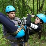 Дети-туристы с ограниченными возможностями. Уфа-2016-18