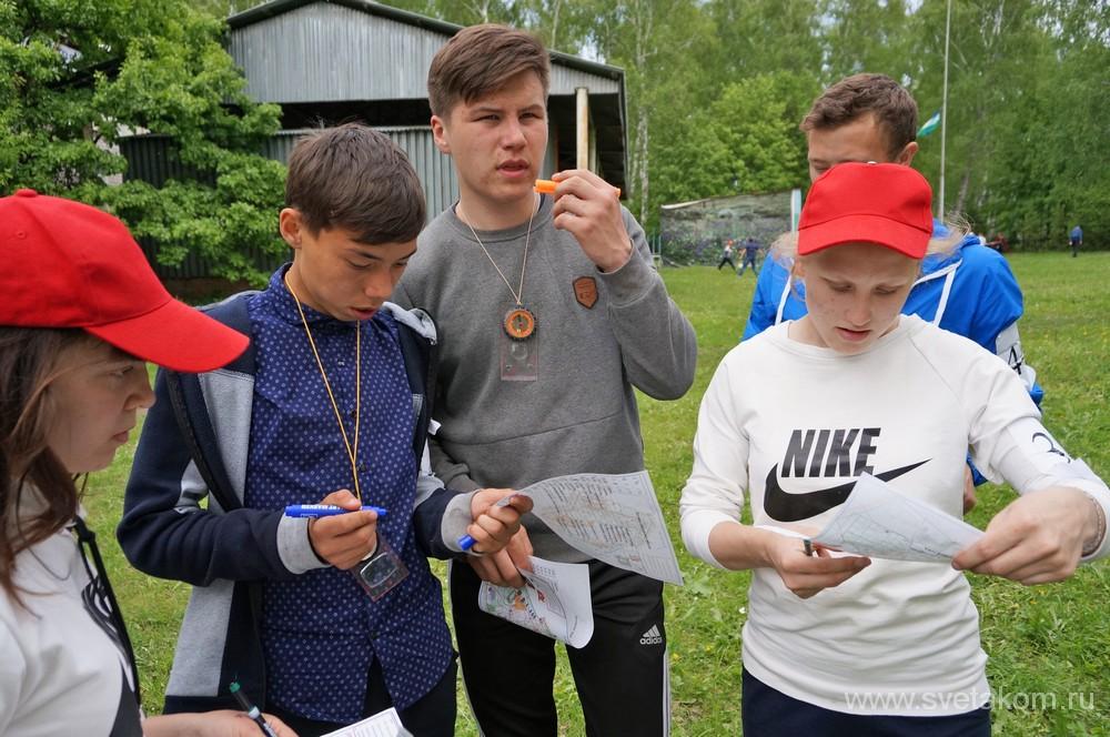 Дети-туристы с ограниченными возможностями. Уфа-2016-13