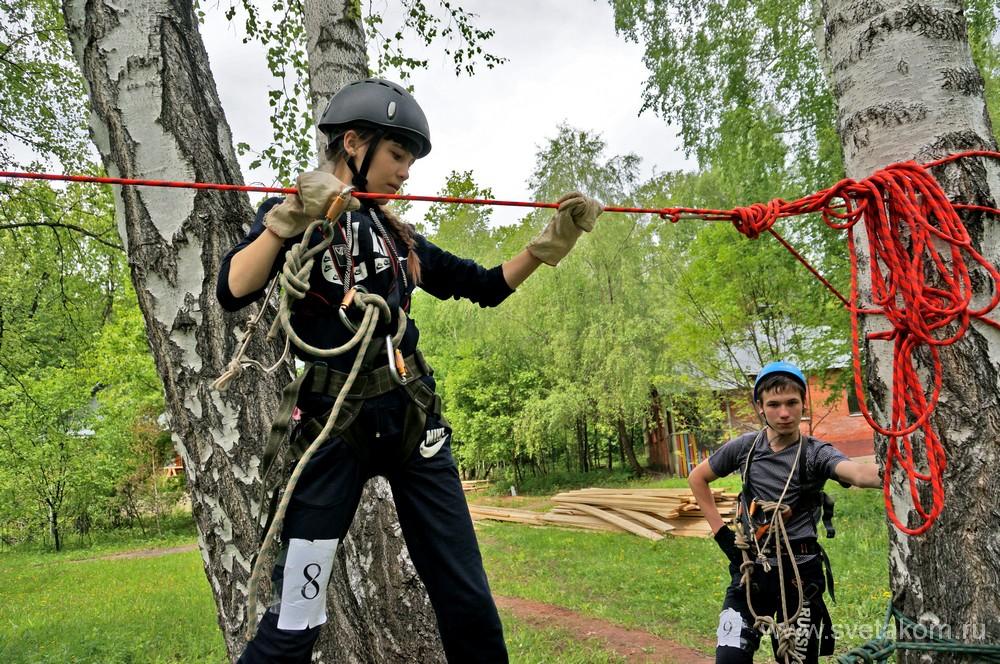 Дети-туристы с ограниченными возможностями. Уфа-2016-11