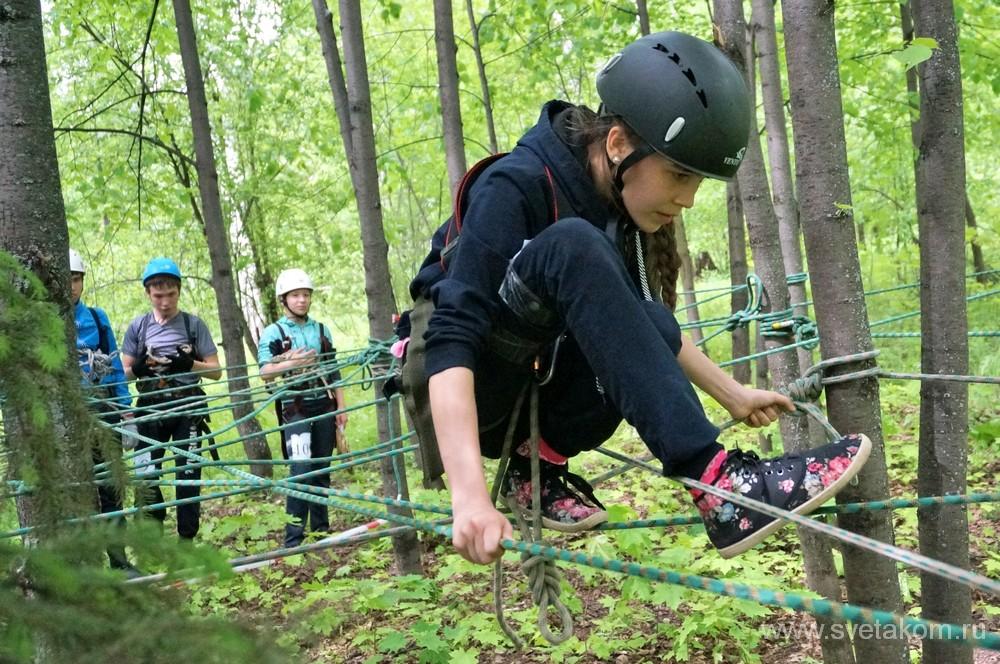 Дети-туристы с ограниченными возможностями. Уфа-2016-7