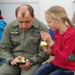 Пилот Рафаиль Хаерланамов
