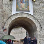 Входные ворота в Кремль с образом Святой Троицы