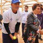 Фестиваль по физкультуре и спорту «Равные возможности», по внедрению норм ГТО12