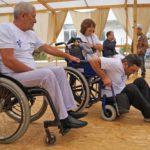 Фестиваль по физкультуре и спорту «Равные возможности», по внедрению норм ГТО25