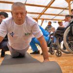 Фестиваль по физкультуре и спорту «Равные возможности», по внедрению норм ГТО32