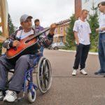 Фестиваль по физкультуре и спорту «Равные возможности», по внедрению норм ГТО48