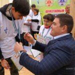 Фестиваль по физкультуре и спорту «Равные возможности», по внедрению норм ГТО52