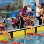 Турнир по плаванию среди детей-инвалидов всех категорий на призы олимпийского чемпиона Вениамина Таяновича 08