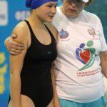 Турнир по плаванию среди детей-инвалидов всех категорий на призы олимпийского чемпиона Вениамина Таяновича 17