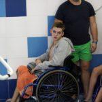 Турнир по плаванию среди детей-инвалидов всех категорий на призы олимпийского чемпиона Вениамина Таяновича 30