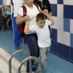 Турнир по плаванию среди детей-инвалидов всех категорий на призы олимпийского чемпиона Вениамина Таяновича 33