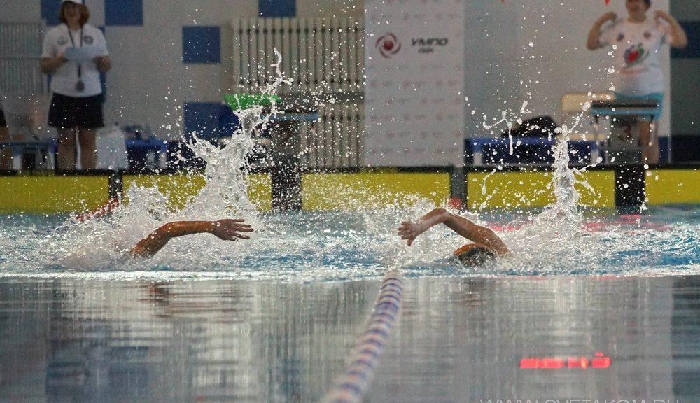 Турнир по плаванию среди детей-инвалидов всех категорий на призы олимпийского чемпиона Вениамина Таяновича 50