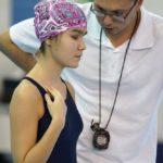 Турнир по плаванию среди детей-инвалидов всех категорий на призы олимпийского чемпиона Вениамина Таяновича 55