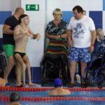 Турнир по плаванию среди детей-инвалидов всех категорий на призы олимпийского чемпиона Вениамина Таяновича 56