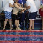 Турнир по плаванию среди детей-инвалидов всех категорий на призы олимпийского чемпиона Вениамина Таяновича 57