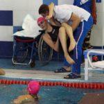 Турнир по плаванию среди детей-инвалидов всех категорий на призы олимпийского чемпиона Вениамина Таяновича 66