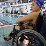 Турнир по плаванию среди детей-инвалидов всех категорий на призы олимпийского чемпиона Вениамина Таяновича 70