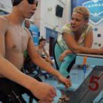 Турнир по плаванию среди детей-инвалидов всех категорий на призы олимпийского чемпиона Вениамина Таяновича 73