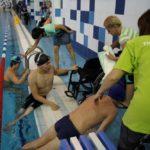 Турнир по плаванию среди детей-инвалидов всех категорий на призы олимпийского чемпиона Вениамина Таяновича 78