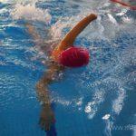 Турнир по плаванию среди детей-инвалидов всех категорий на призы олимпийского чемпиона Вениамина Таяновича 84