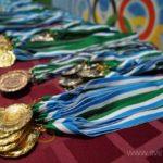 Турнир по плаванию среди детей-инвалидов всех категорий на призы олимпийского чемпиона Вениамина Таяновича 88