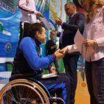Турнир по плаванию среди детей-инвалидов всех категорий на призы олимпийского чемпиона Вениамина Таяновича 91
