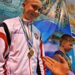 Турнир по плаванию среди детей-инвалидов всех категорий на призы олимпийского чемпиона Вениамина Таяновича 94