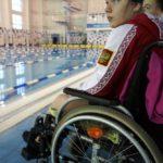 Турнир по плаванию среди детей-инвалидов всех категорий на призы олимпийского чемпиона Вениамина Таяновича 107