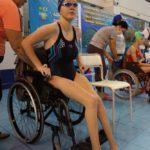 Турнир по плаванию среди детей-инвалидов всех категорий на призы олимпийского чемпиона Вениамина Таяновича 110